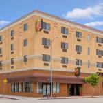 Hollywood Palladium Accommodation - Super 8 Motel - Hollywood/Los Angeles Area