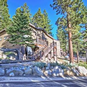 Stateline Condo Less Than 1 Mi to Boulder Lodge at Heavenly