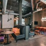 Accommodation near McKnight Hall At UNCCs Cone Center - Aloft Charlotte Uptown At The Epicentre
