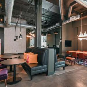 McKnight Hall At UNCCs Cone Center Hotels - Aloft Charlotte Uptown At The Epicentre