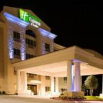 Accommodation in Borger - Holiday Inn Express Hotel and Suites Borger