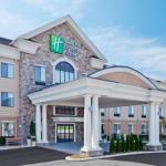 Accommodation near Parx Racing and Casino - Holiday Inn Express Hotel & Suites Warminster-Doylestown