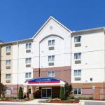 Accommodation near Coleman Coliseum - Candlewood Suites Tuscaloosa
