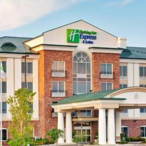 Memphis International Raceway Hotels - Holiday Inn Express Hotel & Suites Millington-Memphis Area