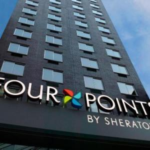 SOB.'s Hotels - Four Points By Sheraton Manhattan Soho Village