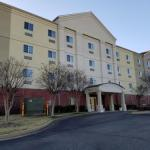 Accommodation near The Handy Park Pavillion - Candlewood Suites Memphis