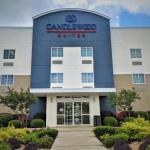 Accommodation near Henderson Stadium - Candlewood Suites Macon