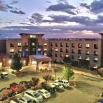Hotels near Kiva Auditorium - Holiday Inn Express Hotel & Suites Albuquerque Historic Old Town