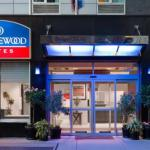 Lincoln Harbor Marina Hotels - Candlewood Suites NYC -Times Square