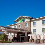Accommodation near Los Angeles County Fair - Holiday Inn Express Hotel & Suites San Dimas