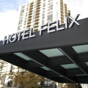 Kendall College Chicago Hotels - Hotel Felix Chicago