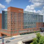 Accommodation near Cooper Stadium - Hilton Columbus Downtown