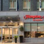 Accommodation near Lincoln Harbor Marina - Hampton Inn Manhattan-Times Square South