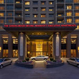 Marriott Executive Apartments The Sandalwood, Beijing, China