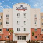 Accommodation near St Paul's Baptist Church Richmond - Candlewood Suites Richmond Airport