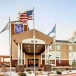 Lazy E Arena Accommodation - Sleep Inn & Suites