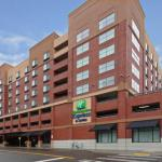 Tacoma Dome Hotels - Holiday Inn Express & Suites Tacoma Downtown