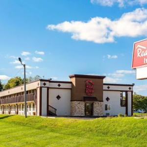 Red Roof Inn - Anderson