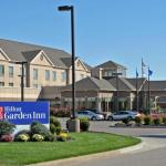 Accommodation near Ford Center Evansville - Hilton Garden Inn Evansville
