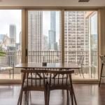 ENVITAE 2BR Corner Glass Penthouse w Balcony
