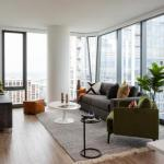Domio South Loop Central 2 BR + Yoga Room and Fitness Center