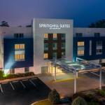 Florida Agricultural and Mechanical University Accommodation - Springhill Suites By Marriott Tallahassee Central