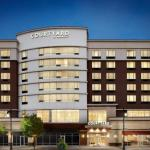 Accommodation near Newark Symphony Hall - Courtyard by Marriott Newark Downtown