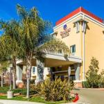 Accommodation near Cache Creek Casino Resort - Comfort Suites Vacaville