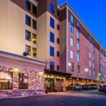 Newark Symphony Hall Accommodation - Best Western Plus Newark Airport West