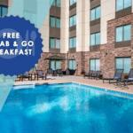 Accommodation near El Zaribah Shrine Auditorium - Hampton Inn Phoenix-Airport North