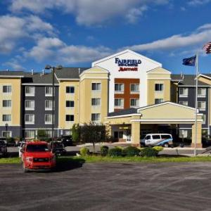 Fairfield Inn & Suites By Marriott Wilkes-Barre Scranton