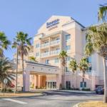 Accommodation near Amphitheater at The Wharf - Fairfield Inn And Suites Orange Beach