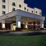 Accommodation near New Bern Riverfront Convention Center - SpringHill Suites by Marriott New Bern