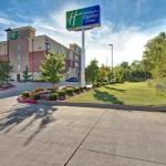 Lazy E Arena Accommodation - Holiday Inn Express And Suites Oklahoma City North