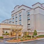 Hotels near Coyote Joes Charlotte - SpringHill Suites by Marriott Charlotte Airport
