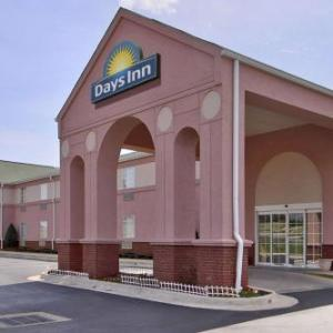 Days Inn And Suites Huntsville