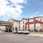 Accommodation near Resurrection Life Church Grandville - Days Inn & Suites Grand Rapids/Grandville