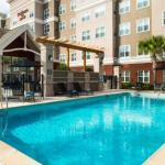 Hotels near James G Pressly Stadium at Percy Beard Track - Residence Inn Gainesville I-75