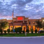 Idaho Center Hotels - Hampton Inn & Suites Boise-Meridian