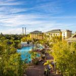 Dr Phillips High School Hotels - Universal's Loews Royal Pacific Resort