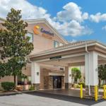 Accommodation near Agricenter Show Place Arena - Comfort Suites Cordova