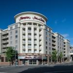 Accommodation near Tom Lee Park - Hampton Inn And Suites Memphis-Beale Street