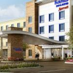 Laredo Energy Arena Hotels - Fairfield Inn & Suites Laredo