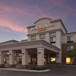 Springhill Suites Lansing West