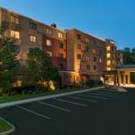 Accommodation near Twin River Casino - Courtyard Providence Lincoln