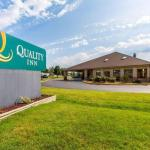 Accommodation near CFSB Center - Quality Inn Murray