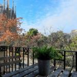 Bbarcelona Sagrada Familia Garden Apartment