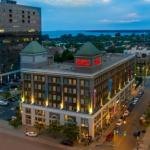 Accommodation near First Niagara Center - Hampton Inn & Suites Buffalo/Downtown