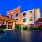 Hotels near Neyland Stadium - Best Western Plus Strawberry Inn & Suites