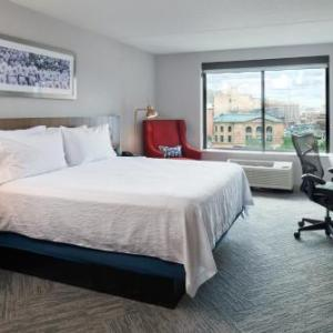 The Fine Arts Theatre Detroit Hotels - Hilton Garden Inn Detroit/Downtown